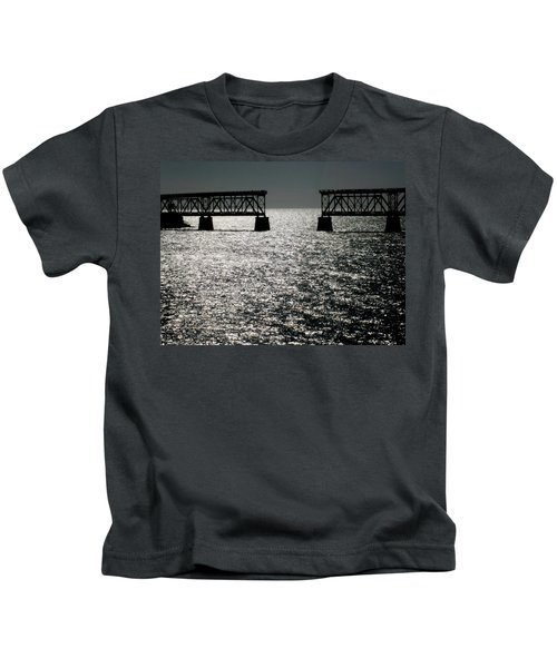 Twilgiht Railroad Kids T-Shirt