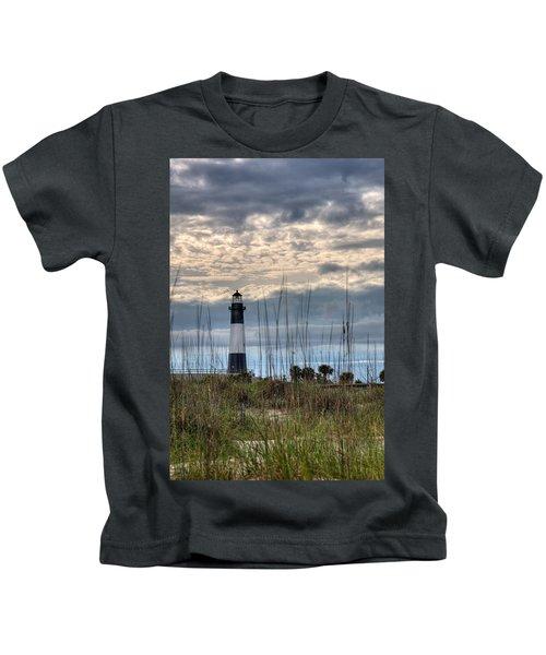Tybee Light Kids T-Shirt