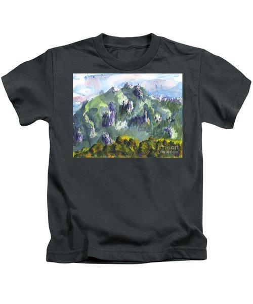 Uintah Highlands 1 Kids T-Shirt