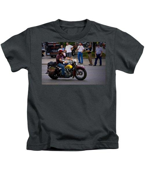 Un-named Crosscountry Harley Kids T-Shirt
