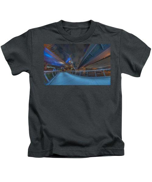 Under The Bridge Downtown Kids T-Shirt