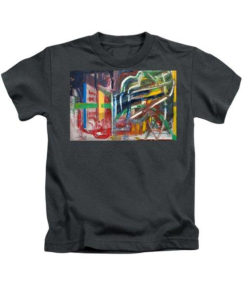Undergrowth IIi Kids T-Shirt