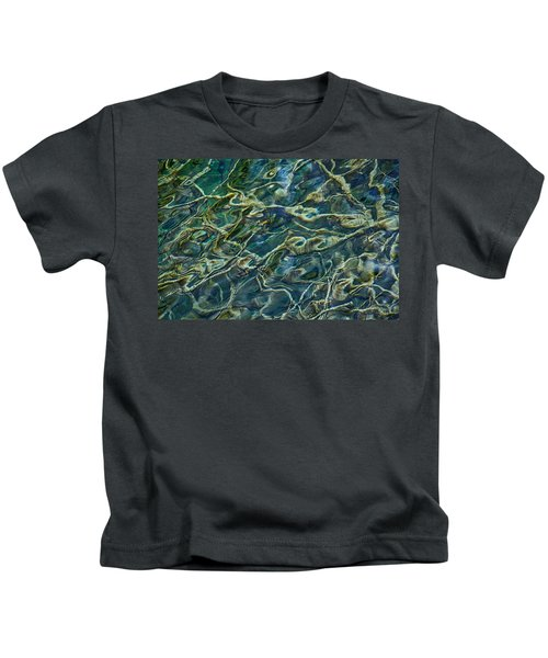 Underwater Roots Kids T-Shirt