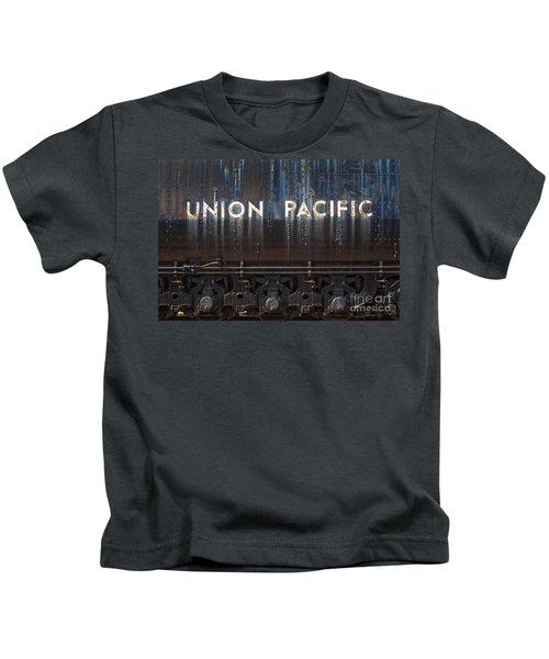 Union Pacific - Big Boy Tender Kids T-Shirt