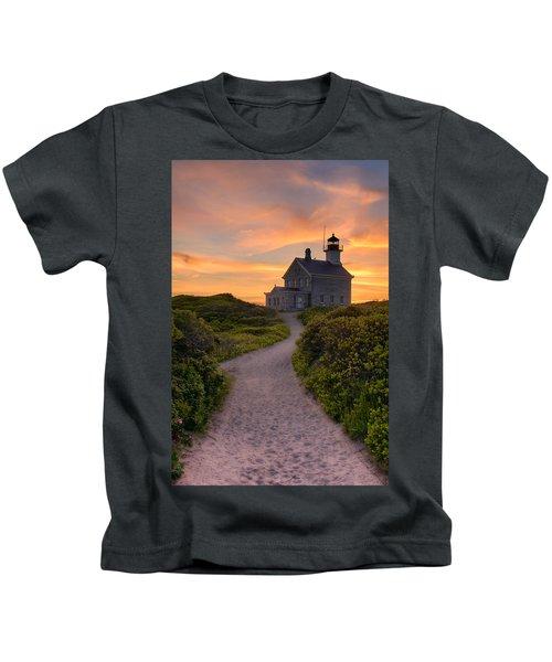 Up To The Light Kids T-Shirt