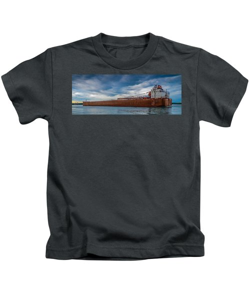 Upbound At Mission Point 2 Kids T-Shirt