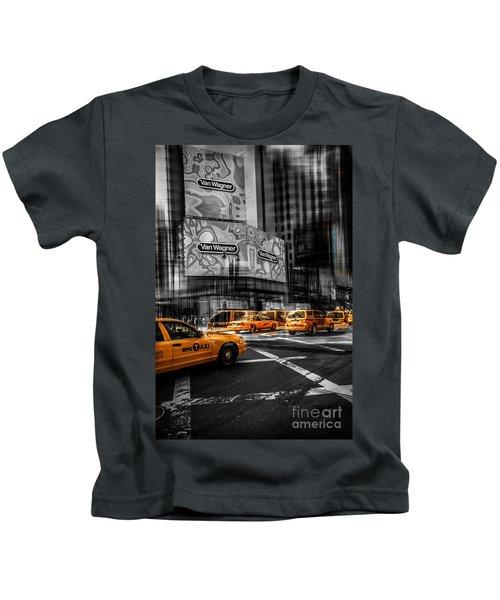 Van Wagner - Colorkey Kids T-Shirt