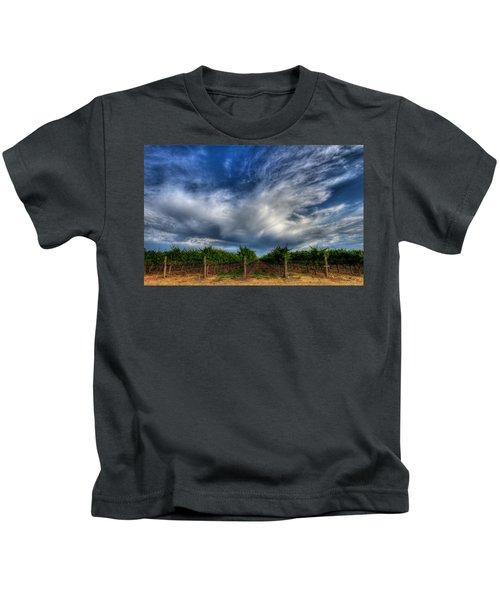 Vineyard Storm Kids T-Shirt