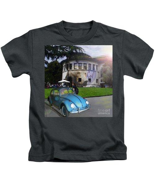 Vw - Uc Berkeley Kids T-Shirt