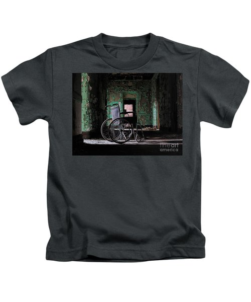Waiting In The Light Kids T-Shirt