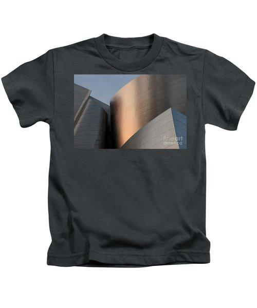 Walt Disney Concert Hall 15 Kids T-Shirt
