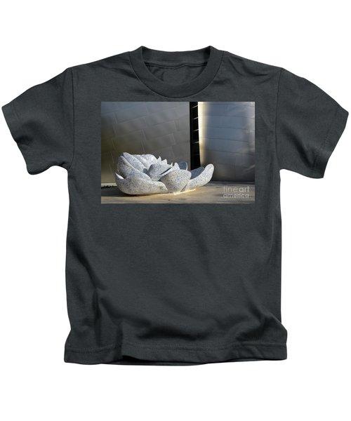 Walt Disney Concert Hall 8 Kids T-Shirt