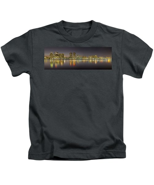 West Palm Beach Skyline Kids T-Shirt