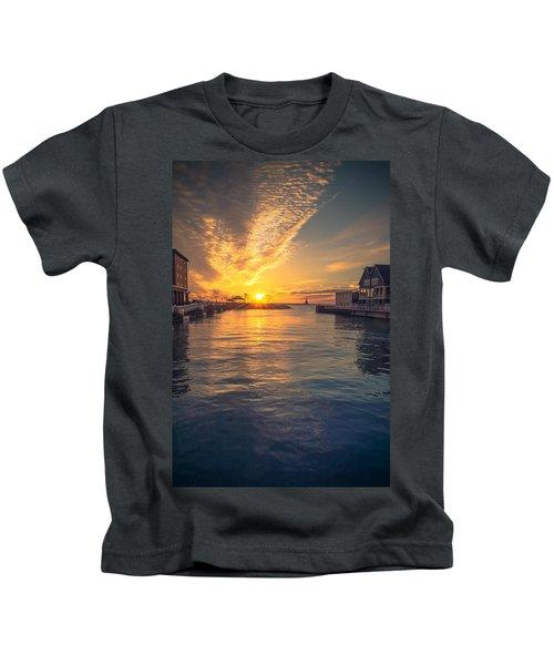 West Slip Surprise Kids T-Shirt