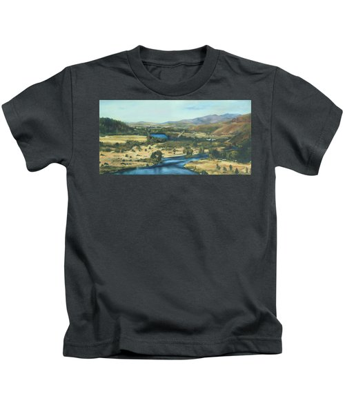What A Dam Site Kids T-Shirt