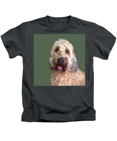 Wheaton Terrier Kids T-Shirt