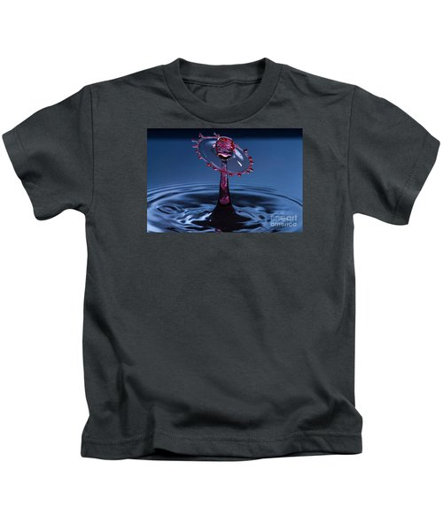 Wheel Of Confusion Kids T-Shirt