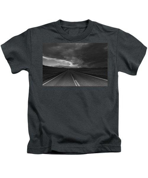Where It Goes-3 Kids T-Shirt