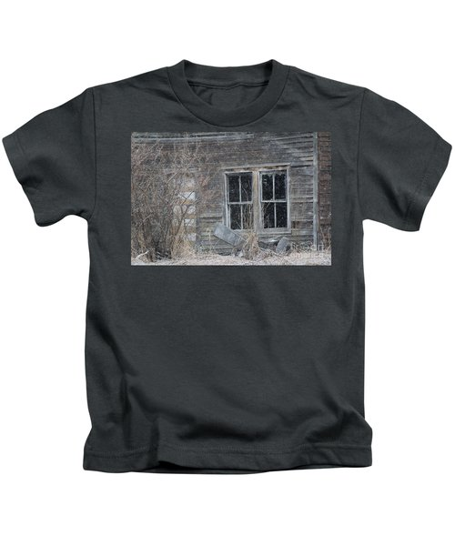 Window To The Old Soul Kids T-Shirt
