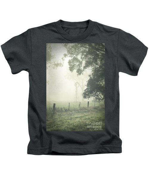 Winter Morning Londrigan 9 Kids T-Shirt