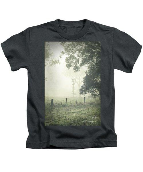 Winter Morning Londrigan 9 Kids T-Shirt