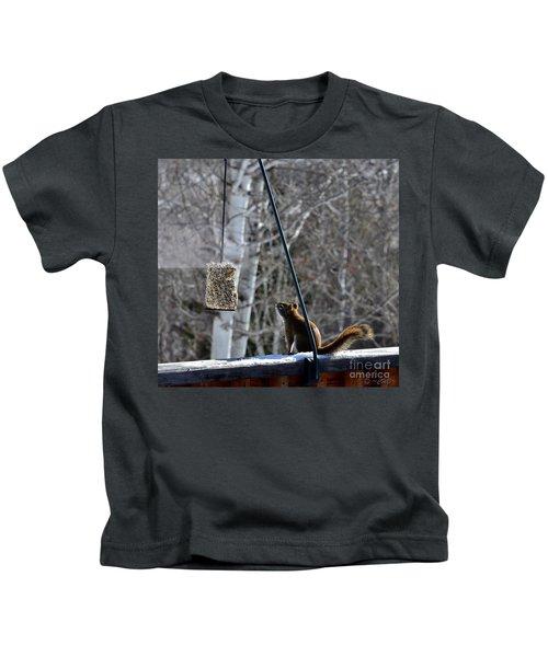 Wishin' 'n Hopin' Kids T-Shirt