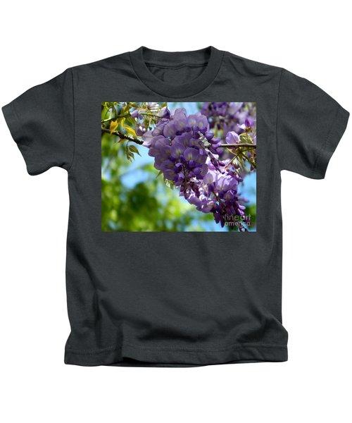 Wisteria Kids T-Shirt