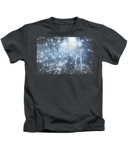 Woodland Wonderland Kids T-Shirt