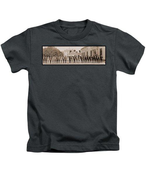 Worlds Champions, Cleveland Base Ball Kids T-Shirt
