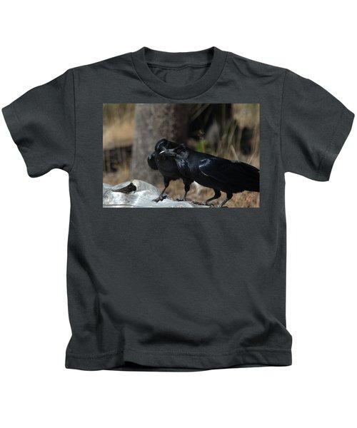 You've Got Something On Your Beak Kids T-Shirt