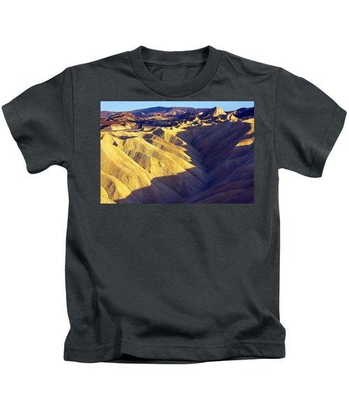 Zabriski Point #2 Kids T-Shirt