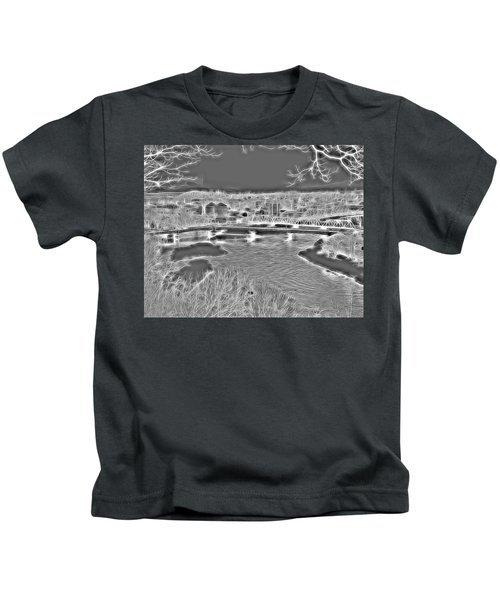Zanesville Ohio Ybridge Kids T-Shirt