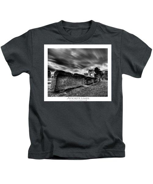 Ancient Lives Kids T-Shirt