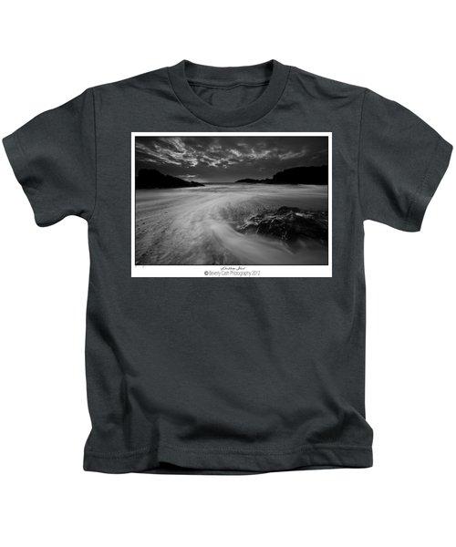Llanddwyn Island Beach Kids T-Shirt