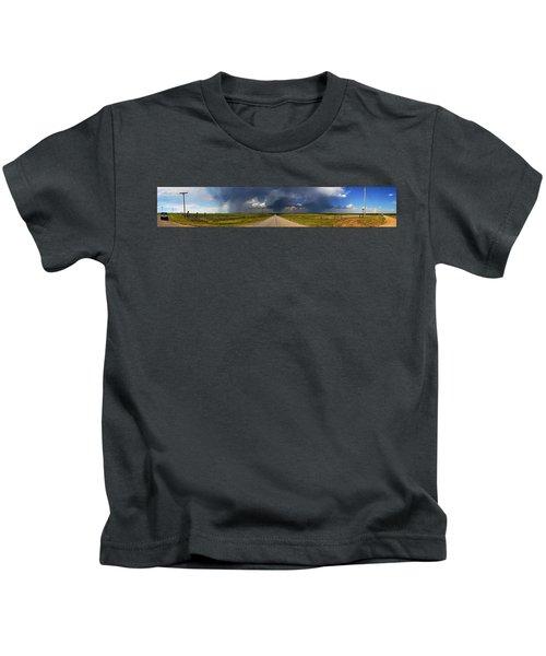 3x3 Kids T-Shirt