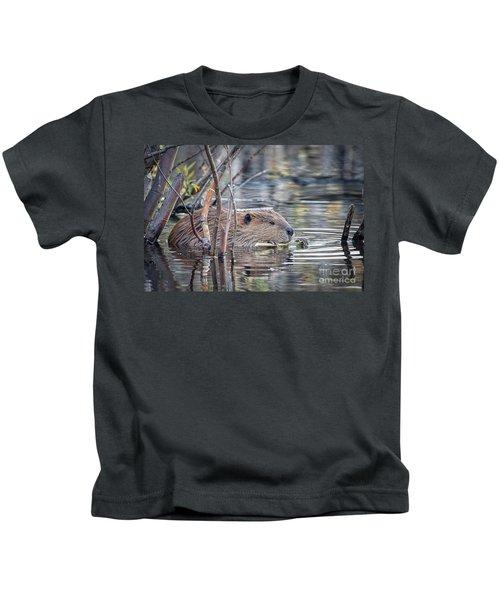 American Beaver Kids T-Shirt