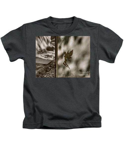 Angel Of Tallinn Kids T-Shirt