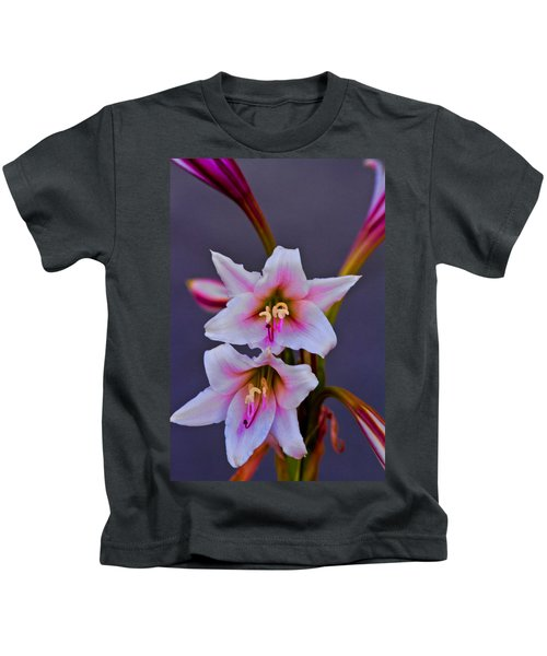 Asiatic Lily Kids T-Shirt