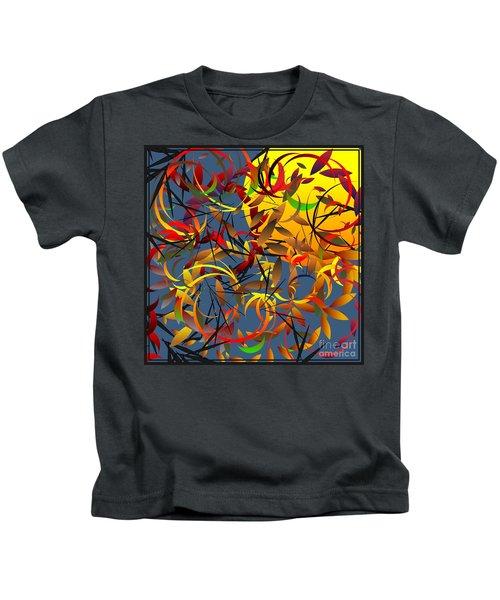 Autumn Wind 2012 Kids T-Shirt