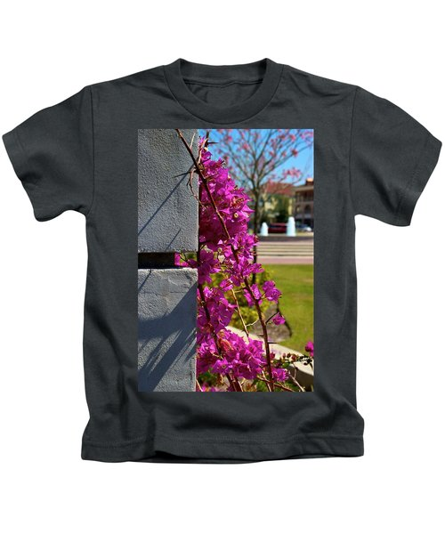 Ave Maria Walk Kids T-Shirt