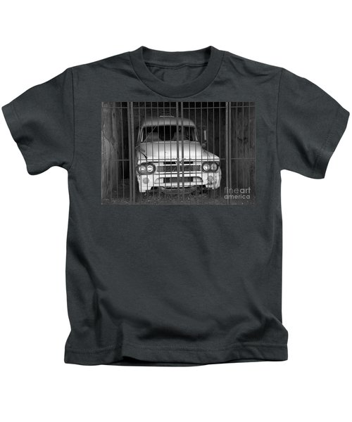 Behind Bars Kids T-Shirt