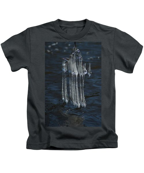 Blue Return Kids T-Shirt