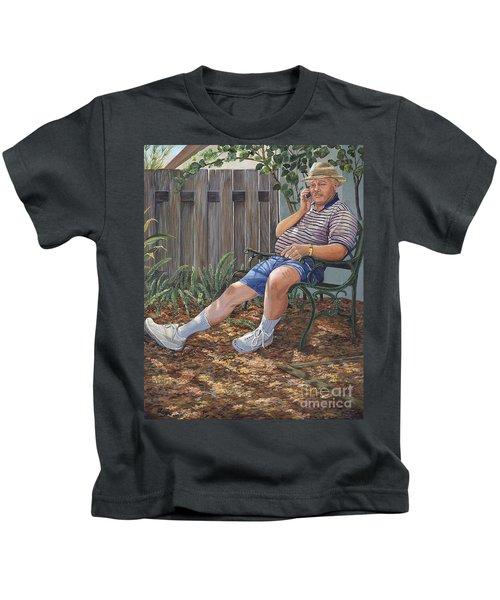 Blue Royal Kids T-Shirt
