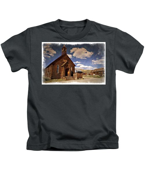 Bodie Church - Impressions Kids T-Shirt