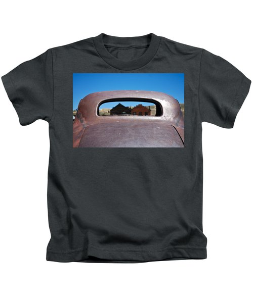 Bodie Ghost Town I - Old West Kids T-Shirt