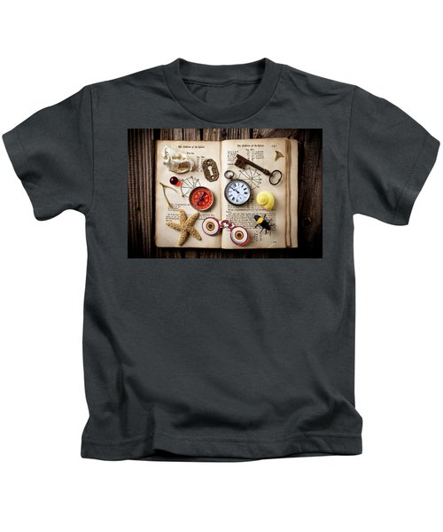 Book Of Mystery Kids T-Shirt