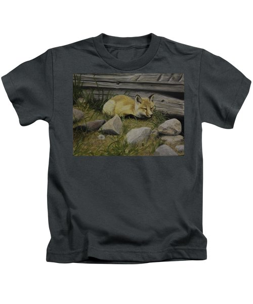 By The Den Kids T-Shirt