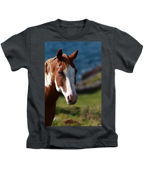 Chestnut Mare  Kids T-Shirt