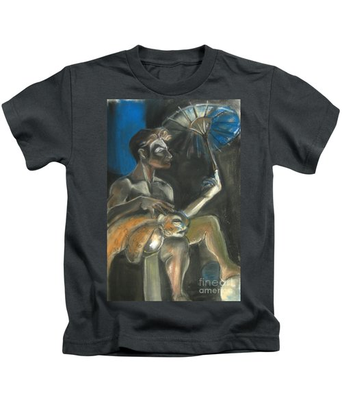 Circus Man Kids T-Shirt