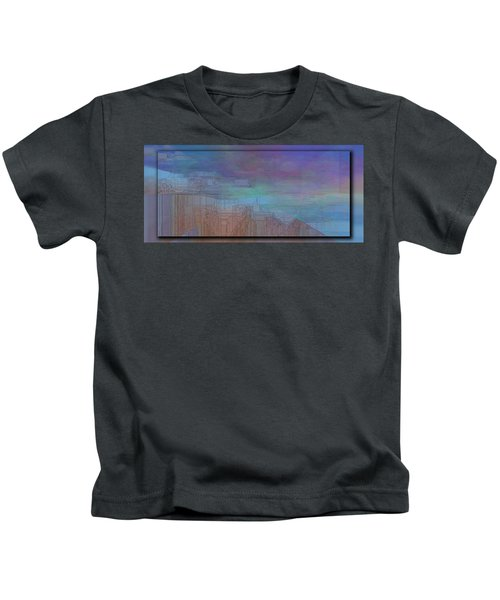 Climate Differential Kids T-Shirt